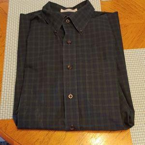 L.L. Bean Button Dress Shirt